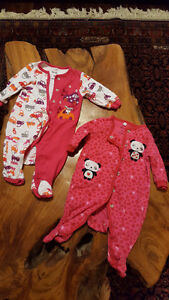 baby girl 0-3 and 3 great condition (each pic is $5) - new born Kitchener / Waterloo Kitchener Area image 7