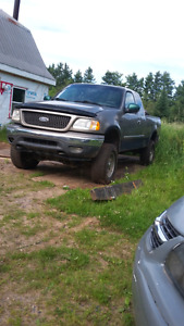 Lifted 02 F-150 7700 Edition! From out west