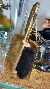 Brass Table Sweeper