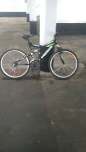 18 speed Supercycle Vice Mountain Bike $120