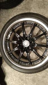 """FS: Rays Volk Racing GTF 18""""/ 19"""" 5x114.3"""