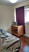 Clean CozyAll inclusive room in a semi detached house in very c