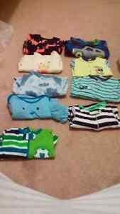 $75 - 0-6 months clothes lot