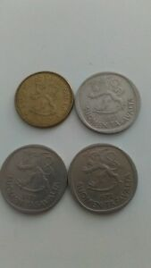 Lot of Coins from Sweden, Finland, Denmark and Norway Kitchener / Waterloo Kitchener Area image 3
