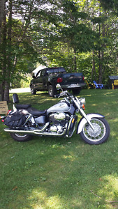2003 750 Honda Shadow