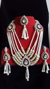 SALE UP O 70 % OFF BOLLYWOOD STYLE NECKLASE