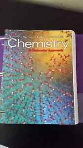 Chemistry: a molecular approach  Cambridge Kitchener Area image 1