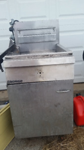 Commercial deep fryers  for sale $350