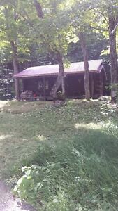 Riverfront Camp (cottage)