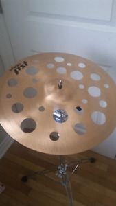 "Paiste PSTX 18"" Swiss thin crash NEW"