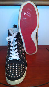 Men/Homme  Shoes/Souliers Spikey  Christian Louboutin 10.5