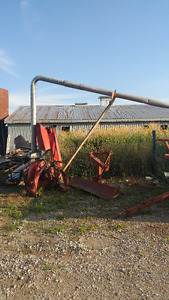 mcKee corn grinder