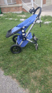 Stroller and Baby walker without wheel