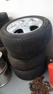 4 mag rims great for winter for porsche cayenne or vw tourag onl