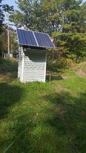 SOLAR PANELS PLUS EQUIPMENT FOR SALE
