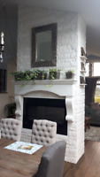 Fireplaces and Stone work