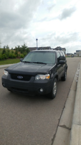 2007 Ford Escape AWD XLT V6 with Starter