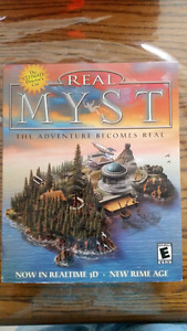 REAL MYST big box pour PC