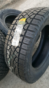 NEW LT325/55/R22 PIRELLI ATR ALL TERRAIN TIRES
