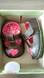Toddler Girls shoes size 2