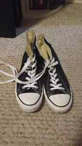 Converse All Star Mid-tops size 8 1/2 $40