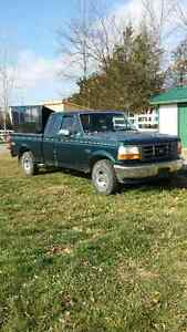 1994 Ford F-150 Pickup Truck Kingston Kingston Area image 1