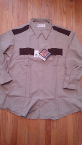 Sheriff Little south police costume style long sleeve shirt