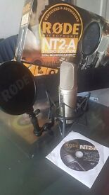 microphone NT2-A RODE