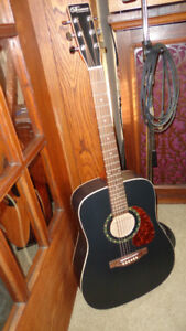 Norman Protege B18 Acoustic with Norman soft-case