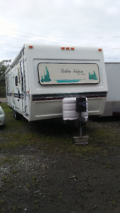 Price Reduced - 1997 Golden Falcon Trailer For Sale