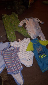 baby clothes all different sizes Windsor Region Ontario image 3
