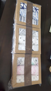 Bnib aden and anais swaddle blankets