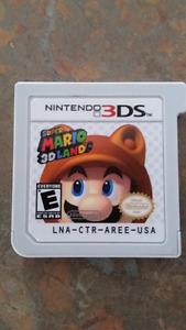 Mario bros 3d land pour nintendo 3ds