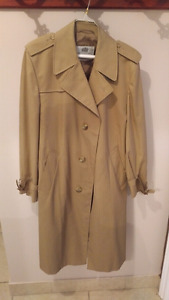 Manteau Long Imperméable AQUASCUTUM Weatherproof Trench Coat