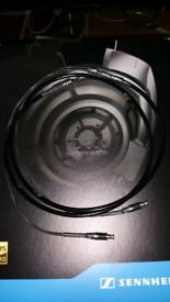 Moon-Audio Black Dragon Headphones Cable Astell&Kern Sennheiser HD800