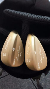CLEVELAND TOUR ACTION 900 BRZ 56° and 60° RH WEDGES