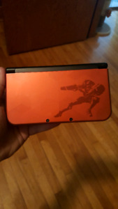 Metroid special edition Nintendo 3DS XL with games