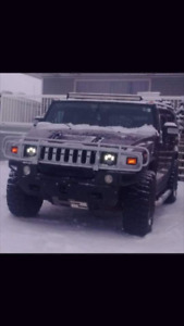 2006 Hummer H2 Moving need gone 10K Firm