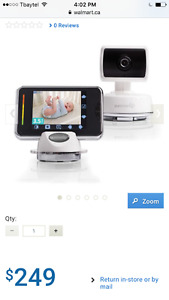 Price reduced! Baby monitor