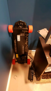 Electric skate board