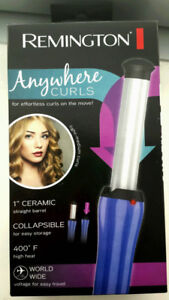 Remington Anywhere Curls Curling Iron