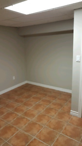 One bedroom bsmnt unit shared, female students,close to mohawk!
