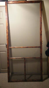 "36"" screen door"