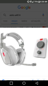 Headset Astro A40 TR MixAmp Pro TR