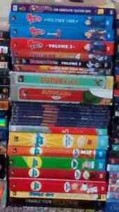 Excellent selection of DVDS 680 total