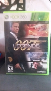 007 legends James bond xbox 360