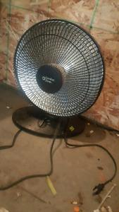 2 room heaters