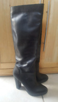 Knee high boots black from Aldo
