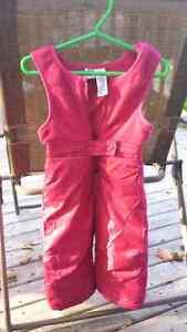 Girls Snow pants 18 months