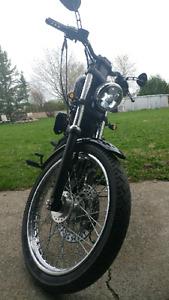 Harley sposrter